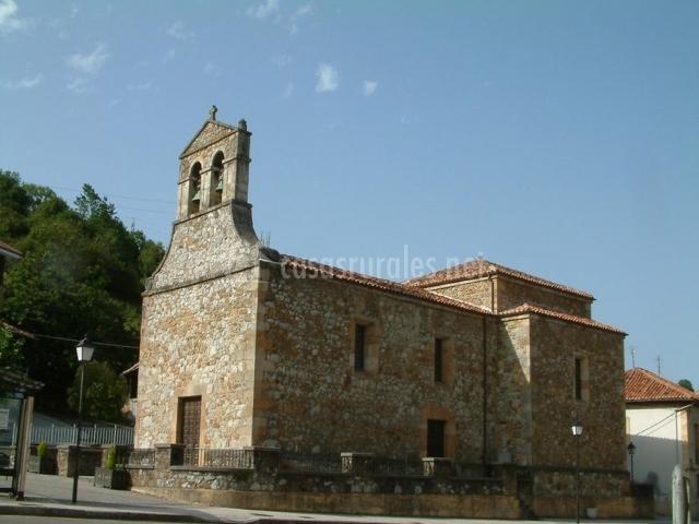 Iglesia de San Julián en Bimene