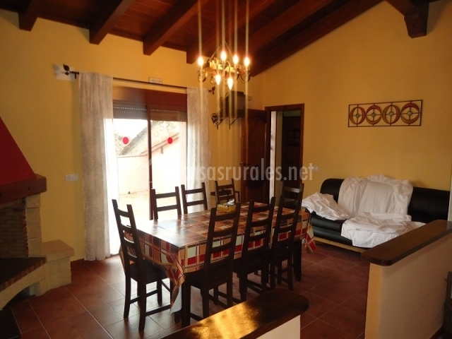 Sala De Estar Y Comedor ~ comedor decoración de la cocina sala de estar y comedor