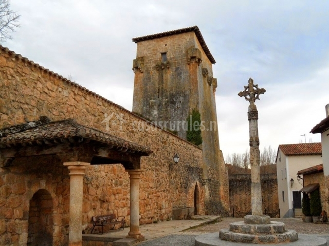 Casa rural santo domingo de silos en santo domingo de silos burgos - Casa rural santo domingo de silos ...