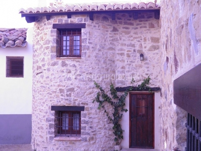 Puertas Para Baño Heredia:mora de rubielos ex colegiata de santa maría castillo palacio