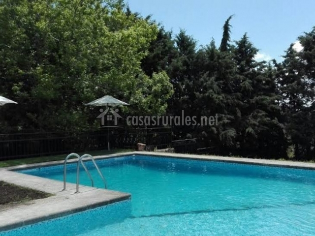 Casa rural mauri en las navas del marques vila for Casa rural avila piscina