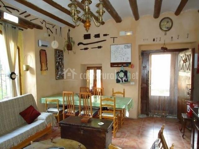 Casa rural el sosiego en morella castell n for Registro bienes muebles castellon
