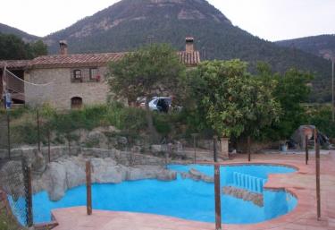 Las casas rurales en barcelona m s baratas p gina 2 for Piscinas baratas barcelona