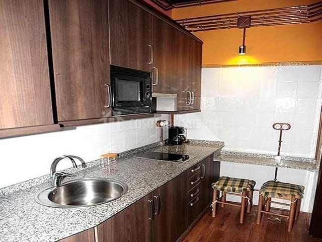 Apartamentos c casa josefita en villamayor pilo a - Detalles para la cocina ...