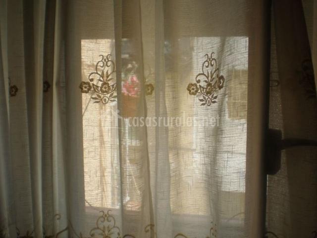 Cortinas De Baño Granada:cuarto de baño completo entrada de la casa puerta de