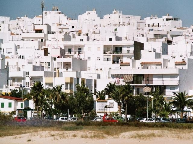 Baño Familiar Publico:Casa n2 Familiar- Cortijo Nabú en Vejer De La Frontera (Cádiz)
