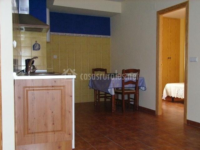 Apartamento alfabega en guadalest alicante - Casa rural guadalest ...