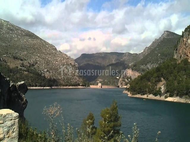 Mamparas Para Baño Villa Del Parque:Vista del Pantano del Tranco