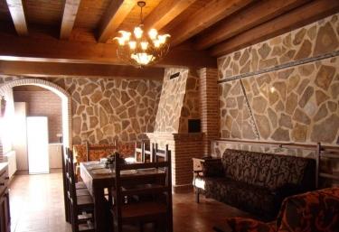 Casas rurales en los navalucillos con chimenea - Casa rural vallecasar ...
