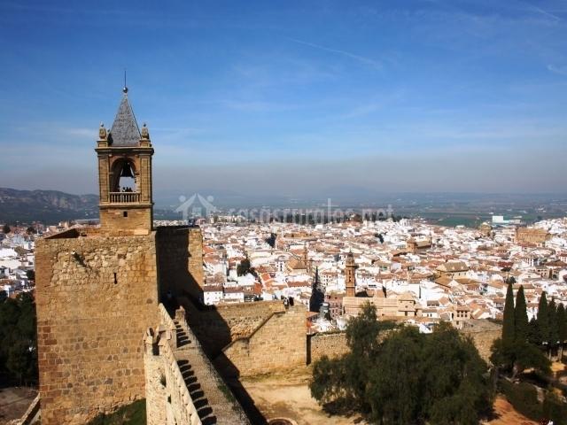 Mamparas Para Baño Villa Del Parque:Torre del homenaje del Alcazábar