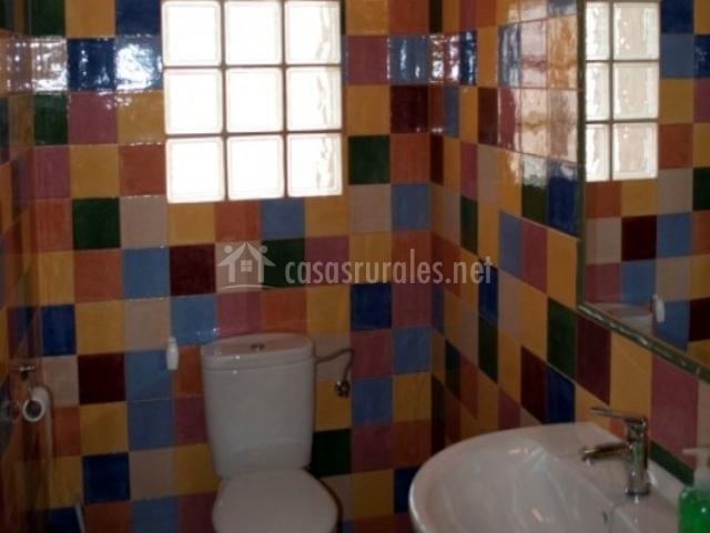 Azulejos Para Baños Asuncion:Casa Rural El Pinico en Yeste (Albacete)