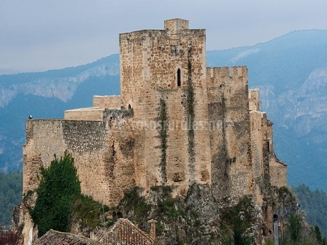 Azulejos Para Baños Asuncion:asunción y castillo de yeste vista del castillo de yeste