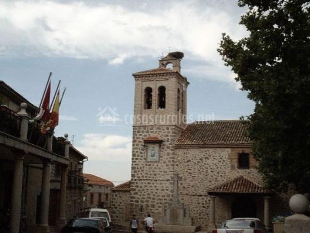 Casa rural cristina ii en san pablo de los montes toledo - Casa rural horcajo de los montes ...