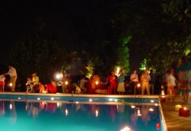 Casas rurales en mairena del alcor con piscina for Piscina mairena del alcor 2017