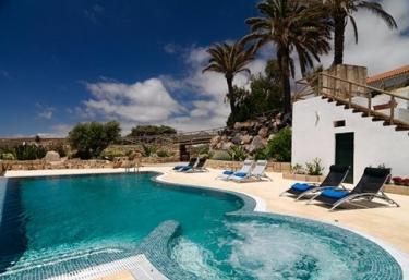 casas rurales en tenerife con piscina