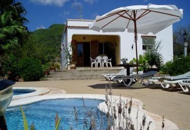 Casas rurales en sant carles de peralta con piscina - Ibiza casas rurales ...