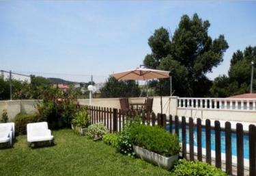 casas rurales en teruel con piscina