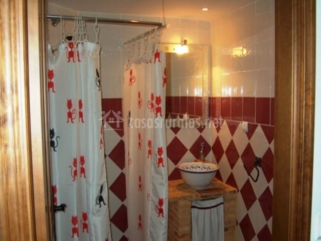 Baños Con Torre Ducha:con campana extractora y horno baños amplios baño con ducha