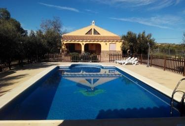 Casas rurales en murcia con piscina for Casas rurales con piscina en alquiler