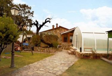 Casas rurales en vila con piscina for Casas rurales con encanto y piscina