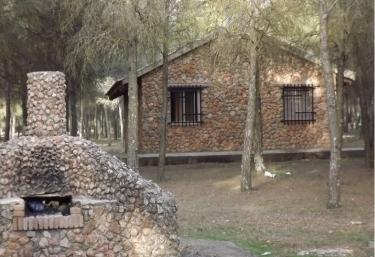Casas rurales en castilla la mancha con barbacoa for Casas rurales con piscina en castilla la mancha