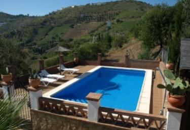 Casas rurales en iznate con piscina - Casa rural iznate ...