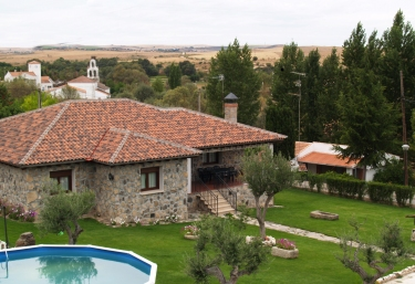Casas rurales en castilla y le n con piscina p gina 7 for Casas rurales con piscina en castilla la mancha