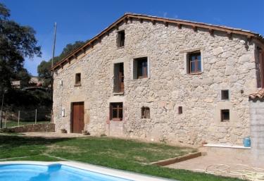 Casas rurales en barcelona con piscina p gina 3 - Casas rurales bcn ...