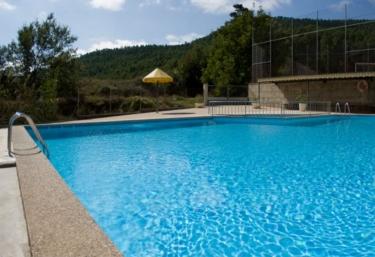 Casas rurales en catalu a con piscina p gina 10 for Camping con piscina climatizada en tarragona