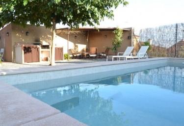 Casas rurales en badajoz con piscina for Casas rurales en badajoz con piscina