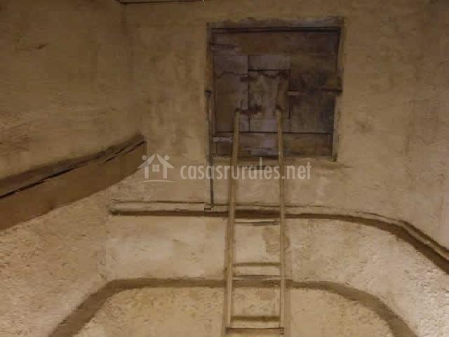 Juegos De Baño Olmos:matrimonio museo minero de escucha antiguo trujal de la casa