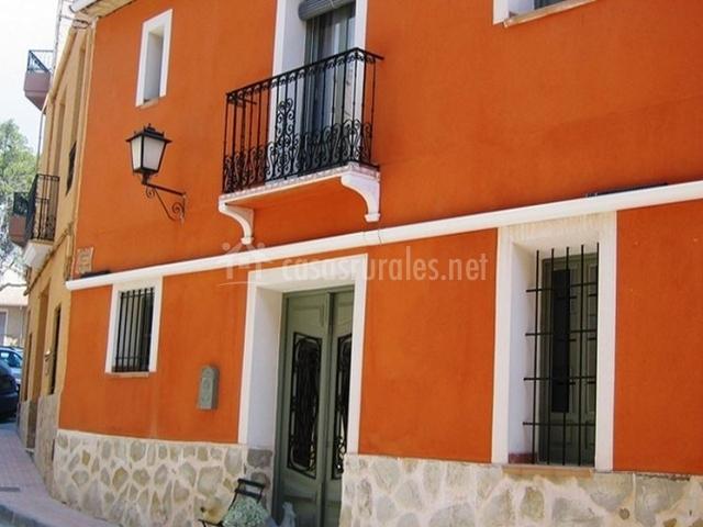 Casa El Agrimensor en Aigu00fces (Alicante)