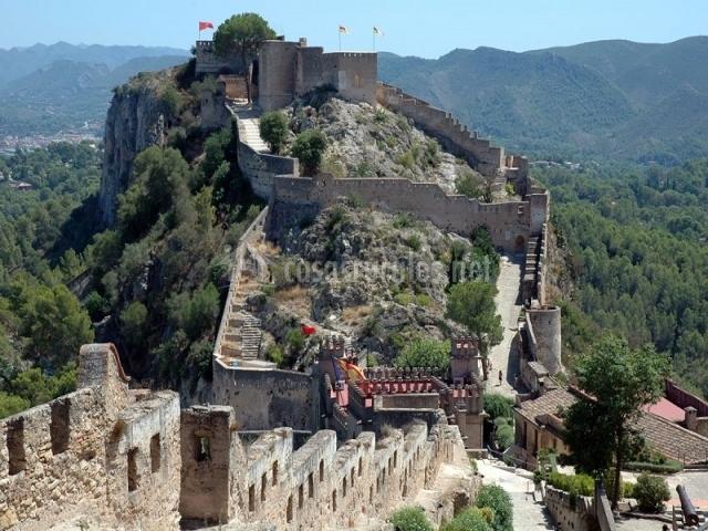 Muebles De Baño Xativade la casa rural murallas de alcira castillo