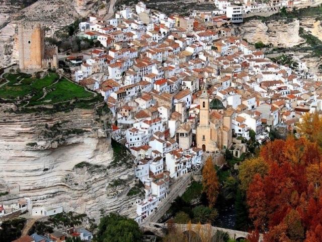 Casa rural el yunque en tolosa albacete - Casa rural el castillo alcala del jucar ...
