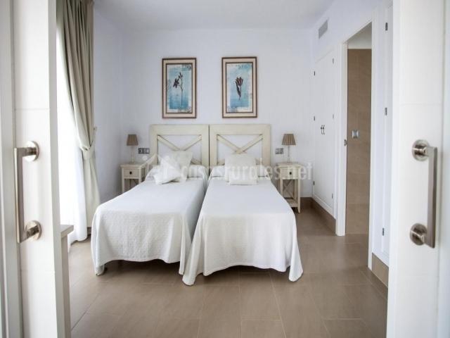 Baños Dormitorio Principal:baño dormitorio doble el dormitorio principal con baño en suite