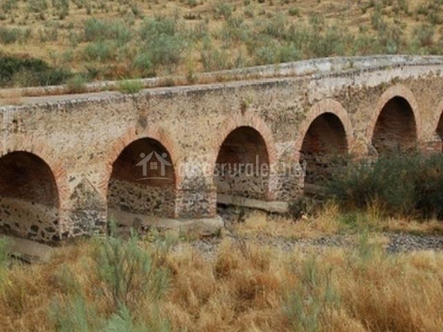 Baños Romanos Badajoz:Casa rural Morro Escudero en Garbayuela (Badajoz)