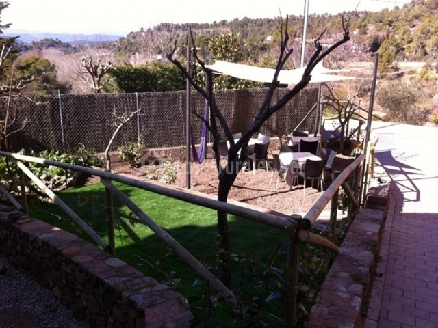 Can seuba en rellinars barcelona for Casa jardin badalona