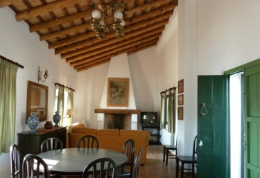 Casas rurales en sierra morena con chimenea - Casa rural sierra morena ...