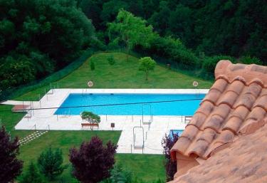 Casas rurales en gavin con piscina for Hoteles rurales en extremadura con piscina