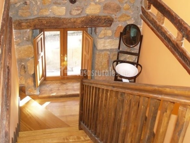 Muebles De Baño Urbion:Casa Gustares en Vilviestre Del Pinar (Burgos)