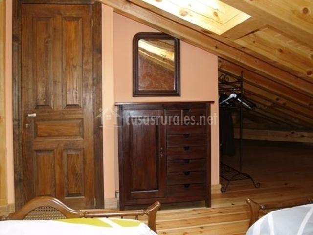 Muebles De Baño Urbion:pasillo del dormitorio acceso al cuarto de baño cuarto de