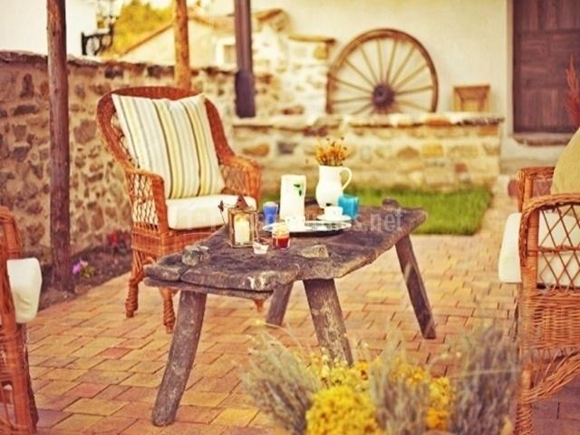 Muebles Para Baño Zona Norte:de madera decoración en la zona exterior muebles de jardín
