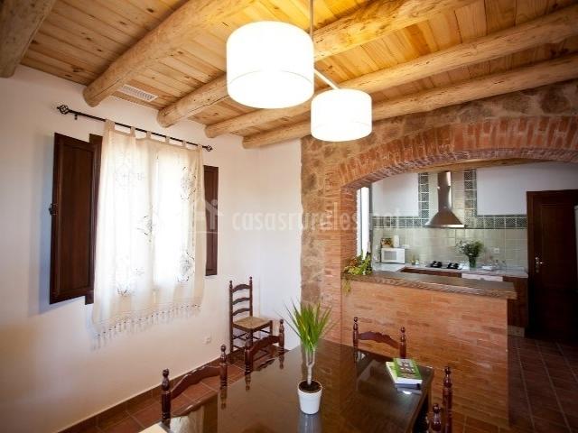 La serrana de aracena en aracena huelva - Cocina de ladrillo ...