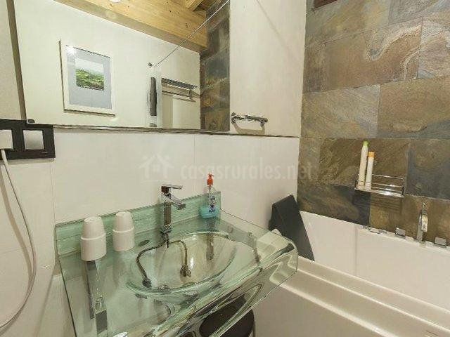 Diseno De Baño Rural:cuarto de baño cuarto de baño con bañera de diseño