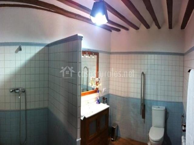 Caracteristicas Baño Adaptado: biblioteca cuarto de baño completo baño adaptado para discapacitados