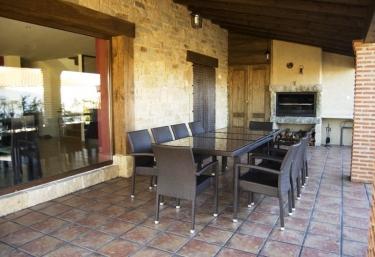 Casas rurales en villar de la yegua con barbacoa - Casa rural miraconcha ...