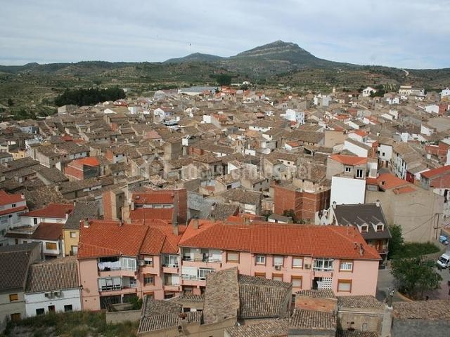 Casa rural la curra en jarafuel valencia - Casa rural ayora ...