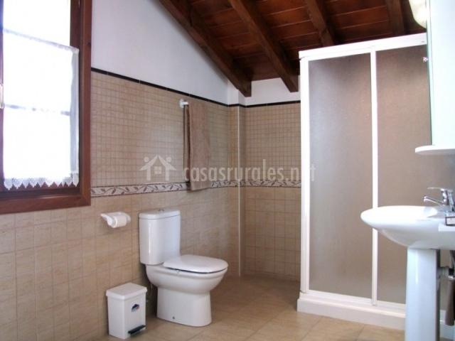 Cuartos De Baño Con Ducha Rusticos:Cuarto de baño con ducha