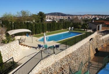 Casas rurales en chella con piscina for Casas rurales con piscina en alquiler