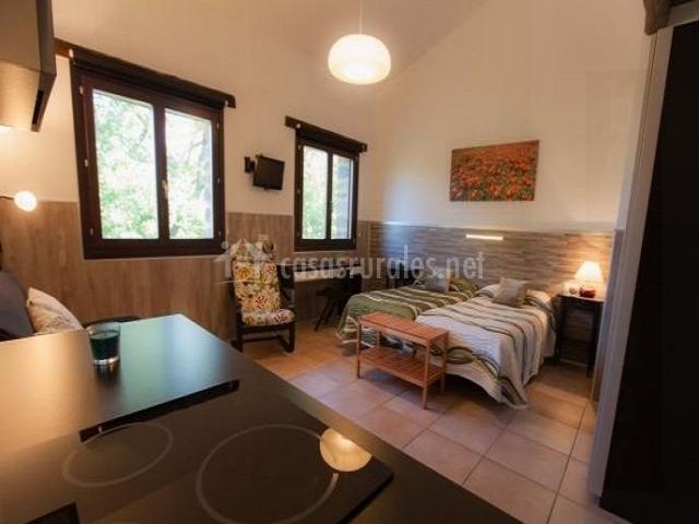 Gorosarri Casa Rural-Apartamentos en Eskoriatza (Guipu00fazcoa)